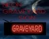 GRAVEYARD SIGN