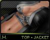 .H. Bound Jacket : S