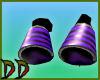 Purple Hand Hooves