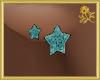 Double Aqua Stars
