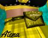 T. Yellow Belt Bag