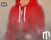 Basic Hoodie - Red