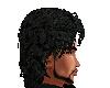 Mens Black Hair