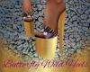 Butterfly Wild Heels