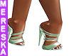 Anais White Fairy Shoes