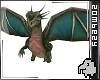 baby dragon pet