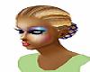JLV blond hat hair