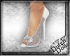 DD Visnet White Heels