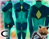 (C) Serpenta Suit