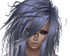 Rocker blue silver