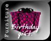Pink Birthday Gift