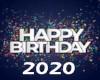Happy Birthday 2020 B