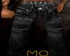 *MS*LV Black Baggy Jeans