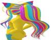 Pride Pansexual Hair v1M