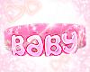 baby choker <3