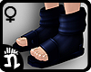 (n)Ninja Sandals 5 Blue