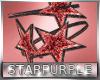 Red Star Bracelets