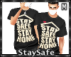Stay Safe Stay Home - M