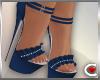 *SC-Ciara Heels - Blue