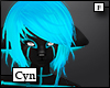 [Cyn] Electric Hair