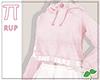 |Pi| Fake Pink Sweater