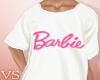 {VS} Barbie Tee