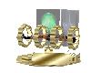 Gold Alien Scanner
