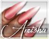 AMI|Nude Girl Ombre Nail