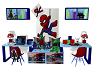 SB* Spiderman 40% Desk