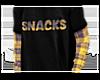 + Snacks Layered