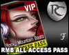RMB All Access Pass F