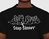 Stop Sinner Tee