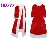 HB777 Santa Coat (M)