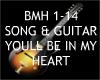 You'll BeMyHeart+ Guitar