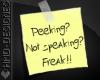 [HMD] HP Peeker