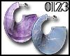 *0123* Hoop Earrings