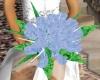 (AG) Blue WeddingBouquet