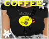 *S* Coffee Chick Black