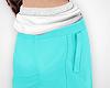 ! M' Blue Shorts