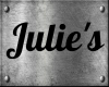 Julie's mouth plate