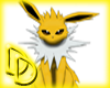 |DD| Jolteon Yellow 1