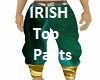 Irish Top Pants