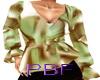 PBF*Classy Green/Brown