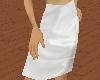*VCS Basic White Skirt