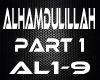 ALHAMDULILLAH PART 1