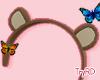 🦋 Bear headband