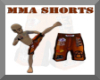 [S9] MMA Shorts