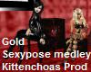 Goth Sexy Pose Medley