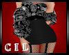 !C! SEXY WITCH DRESS