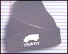 .Gray Trukfit Beanie.